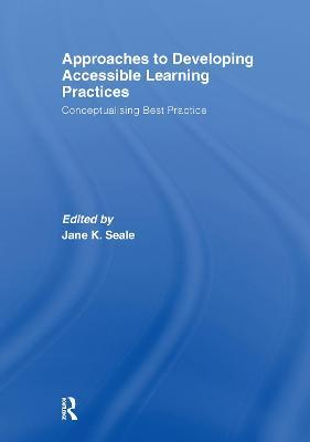 Approaches to Developing Accessible Learning Experiences