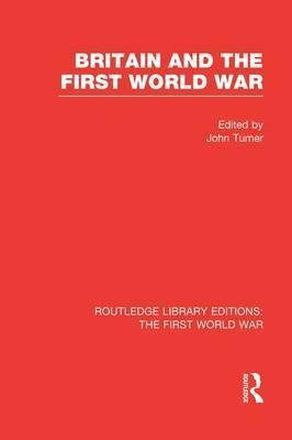 Britain and the First World War