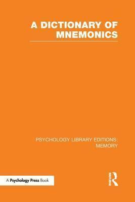 A Dictionary of Mnemonics