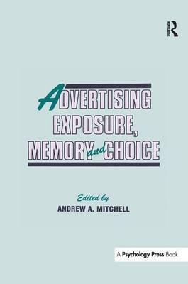 Advertising Exposure, Memory and Choice