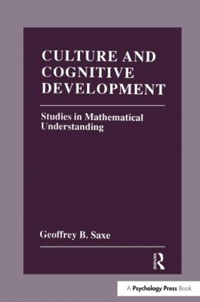 Culture and Cognitive Development