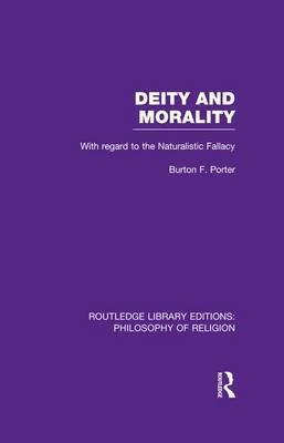Deity and Morality