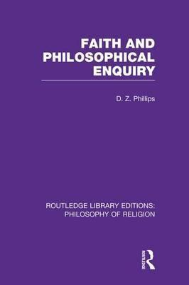 Faith and Philosophical Enquiry