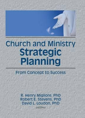 Church and Ministry Strategic Planning