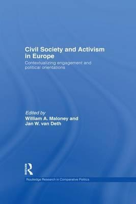 Civil Society and Activism in Europe