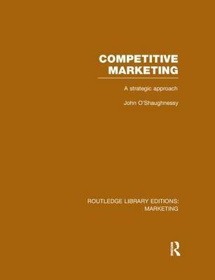 Competitive Marketing