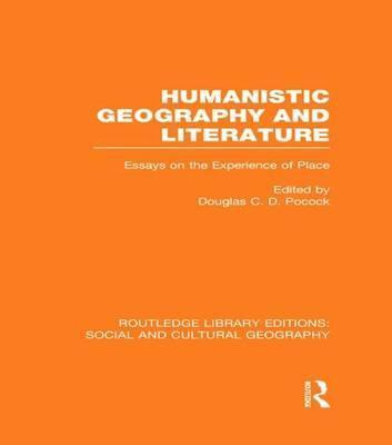 Humanistic Geography and Literature