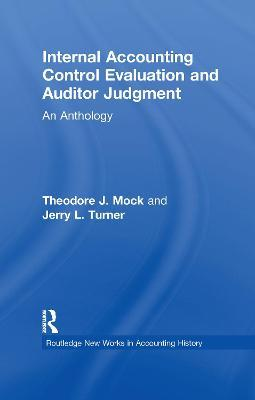 Internal Accounting Control Evaluation and Auditor Judgement