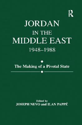Jordan in the Middle East, 1948-1988