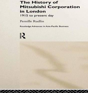 The History of Mitsubishi Corporation in London