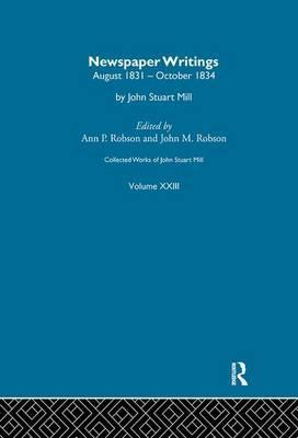 Collected Works of John Stuart Mill: Volume B