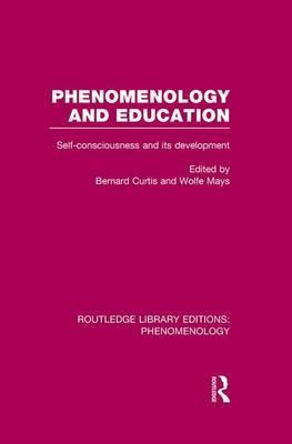Phenomenology and Education
