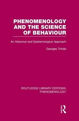 Phenomenology and the Science of Behaviour