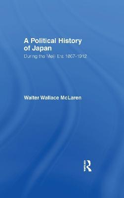 Political History of Japan During the Meiji Era, 1867-1912