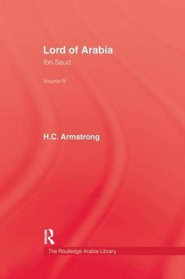 Lord of Arabia: Volume 4