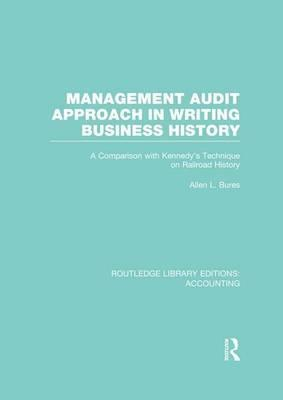 Management Audit Approach in Writing Business History