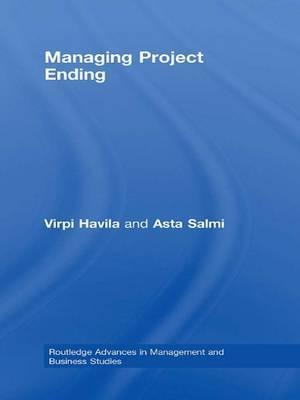 Managing Project Ending