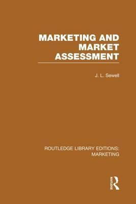 Marketing and Marketing Assessment