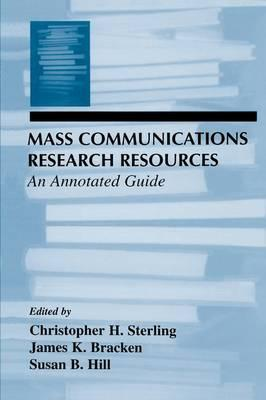 MASS COMMUNICATIONS RESEARCH RESOUR