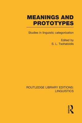 Meanings and Prototypes