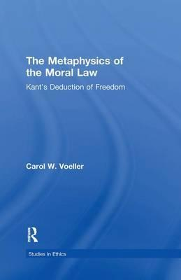 The Metaphysics of the Moral Law