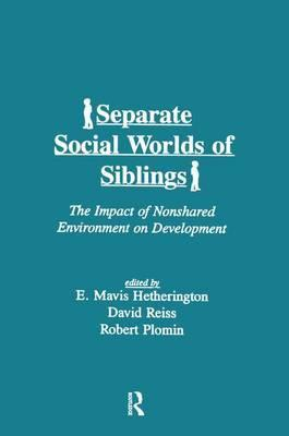 Separate Social Worlds of Siblings