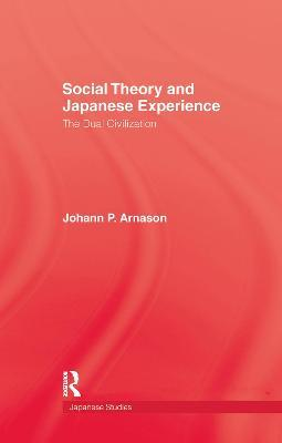 Social Theory & Japanese Experie