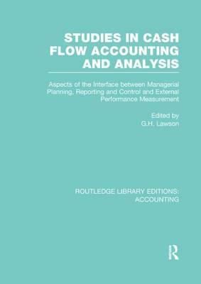 Studies in Cash Flow Accounting and Analysis