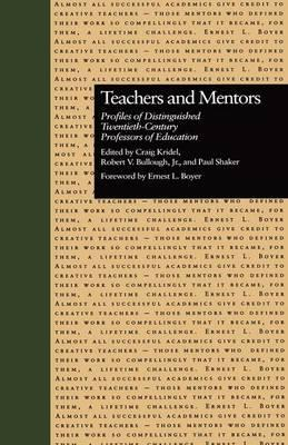 Teachers and Mentors