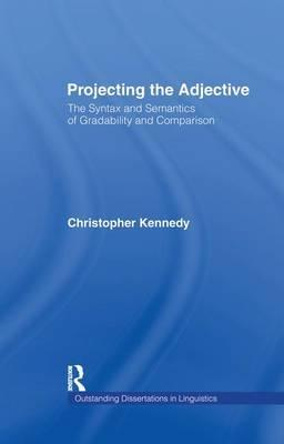 Projecting the Adjective