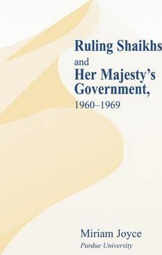 Ruling Shaikhs and Her Majesty's Government, 1960-1969