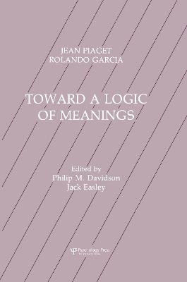 Toward a Logic of Meanings