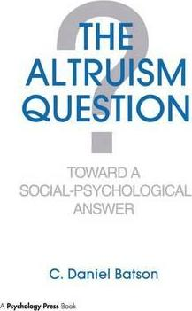 The Altruism Question
