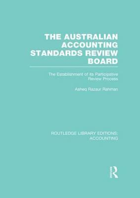 The Australian Accounting Standards Review Board