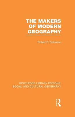 The Makers of Modern Geography