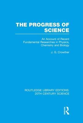 The Progress of Science