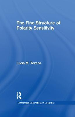 The Fine Structure of Polarity Sensitivity