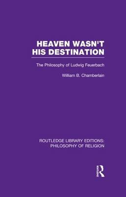 Heaven Wasn't His Destination