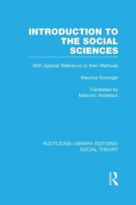 Introduction to the Social Sciences