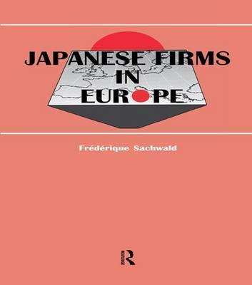 Japanese Firms in Europe
