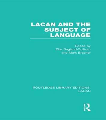 Lacan and the Subject of Language