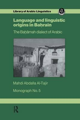 Language & Linguistic Origins In Bahrain