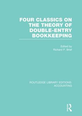 Four Classics on the Theory of Double-Entry Bookkeeping