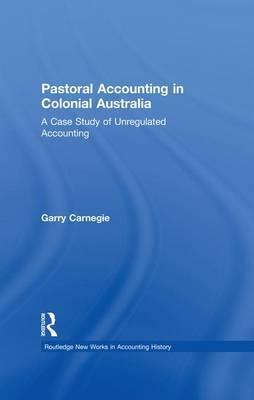 Pastoral Accounting in Colonial Australia