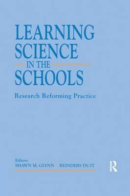 Learning Science in the Schools
