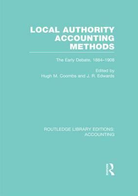 Local Authority Accounting Methods Volume 1