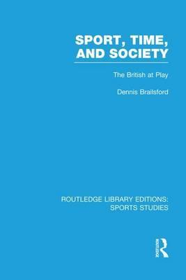 Sport, Time and Society