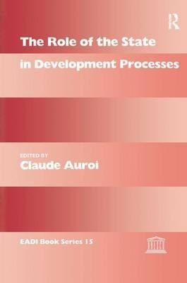 The Role of the State in Development Processes