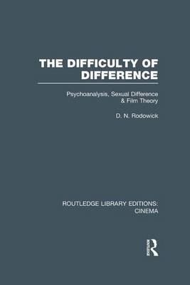 The Difficulty of Difference