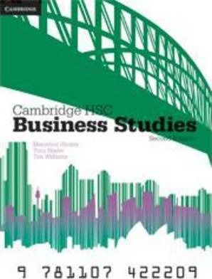 Cambridge Hsc Business Studies 2ed Pack Pdf Textbook Tim Williams